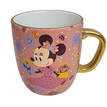 Disney Coffee Cup - Epcot Flower and Garden Festival 2021 - Minnie Mouse
