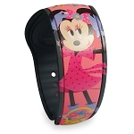 Disney MagicBand 2 Bracelet - Epcot Flower and Garden Festival 2021 - Minnie Mouse