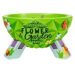 Disney Spaceship Earth Planter - Epcot Flower and Garden Festival 2021 - Figment Bowl