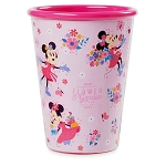 Disney Plastic Cup - Epcot Flower and Garden Festival 2021 - Minnie Mouse