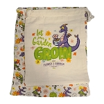 Disney Cloth Bag Set - Epcot Flower and Garden Festival 2021 - Figment