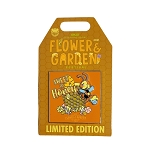 Disney Pin - Epcot Flower and Garden Festival 2021 - Spike the Bee - Limited Edition