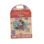 Disney Pin - Epcot Flower and Garden Festival 2021 - Minnie Mouse - Limited Release