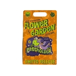 Disney Pin - Epcot Flower and Garden Festival 2021 - PASSHOLDER - Figment - Limited Release
