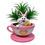 Disney Faux Succulent Planter by Jarrod Maruyama - White Rabbit Tea Cup