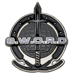 Disney Pin - Limited Release - Marvel - WandaVision - S.W.O.R.D Logo