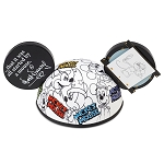 Disney Parks Designer Ear Hat for Adults by Alex Maher - Mickey Mouse - Limited Release