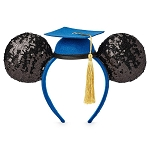 Disney Mickey Ear Headband - Graduation Cap - Class of 2021