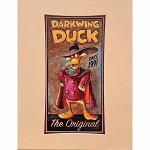 Disney Artist Print - Darren Wilson - Darkwing Duck the Original