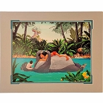 Disney Artist Print - Doug Bolly - This is Really Livin'