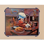 Disney Artist Print - Brian Blackmore - Chef Mickey