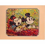 Disney Artist Print - Nathalie McCullough - Havin' Fun