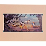 Disney Artist Print - William Silvers - Hawaiian Holiday