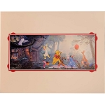 Disney Artist Print - William Silvers - Time to Celebrate