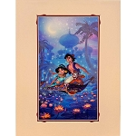 Disney Artist Print - William Silvers - Magical Nights
