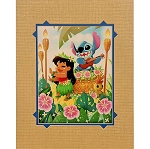 Disney Artist Print - Eunjung June Kim - Hula Time