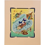 Disney Artist Print - John Coulter - Makin' a Splash