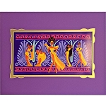 Disney Deluxe Artist Print - Gabby Zapata - We Are the Muses