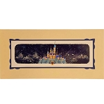 Disney Deluxe Artist Print - Josey Tsao - Once Upon a Dream
