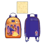 Disney Loungefly Mini Backpack - Beauty and the Beast - Ballroom Scene