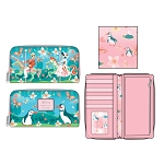 Disney Loungefly Zip Around Wallet - Mary Poppins - Jolly Holiday