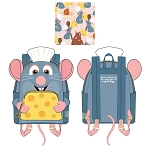 Disney Loungefly Mini Backpack - Pixar - Ratatouille Chef Cosplay