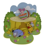Disney Pin  - Easter 2021 Gift Set 2021 - Winnie The Pooh Piglet and Eeyore - Limited Release