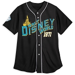 Disney Adult Shirt - Baseball Jersey - Walt Disney World - Cinderella Castle