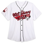 Disney Adult Shirt - Baseball Jersey - Minnie Mouse