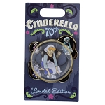 Disney Pin - Cinderella 70th Anniversary - Limited Edition - Scullery Maid Cinderella