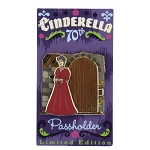 Disney Pin - Cinderella 70th Anniversary - Limited Edition - Lady Tremaine and Cinderella - Passholder