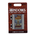 Disney Pin - The Windows on Main Street U.S.A Series #1- Fargo's Pan Parlor