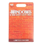 Disney Pin - The Windows on Main Street U.S.A Series - #6