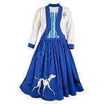 Disney Dress Shop Dress and Cardigan Set - 101 Dalmatians - Perdita