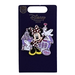 Disney Visa Pin - 2021 Minnie Mouse Toon Town House Rewards Cardmember Pin