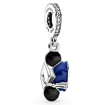 Disney Parks Pandora Dangle Charm - Mickey Mouse Graduation Ear Hat