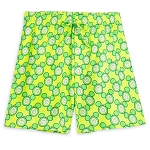 Disney Men's Boxer Shorts - Mickey Mouse Avocado Icon