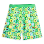 Disney Men's Boxer Shorts - Pixar Remix - Toy Story Alien