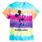 Disney Adult Shirt - Walt Disney World - Mickey Mouse Tie-Dye