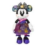 Disney Plush - Minnie Main Attraction - Nighttime Fireworks & Castle Finale