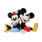 Disney Salt and Pepper Shaker Set - Classic Mickey and Minnie