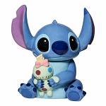 Disney Cookie Jar - Stitch with Scrump