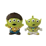 Disney Salt and Pepper Shaker Set - Toy Story Aliens
