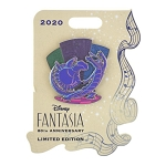 Disney Pin - Fantasia 80th Anniversary - Limited Edition - Ballroom Dance