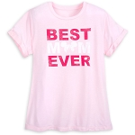 Disney Women's Shirt - Best Mom Ever