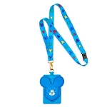 Disney Parks Loungefly Lanyard Card Holder - Mickey Mouse Balloon