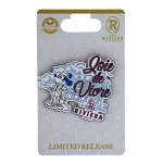 Disney Pin - Walt Disney Resorts - Riviera Resort - Joie de Viore