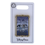 Disney Pin - Walt Disney Resorts - Riviera Resort - Bienvenue
