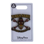 Disney Pin - Walt Disney Resorts - Polynesian Resort - Trader Sam's Grog Grotto