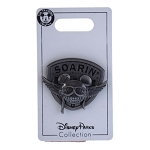 Disney Pin - Walt Disney Ride Attractions - Soarin - Mickey Pilot